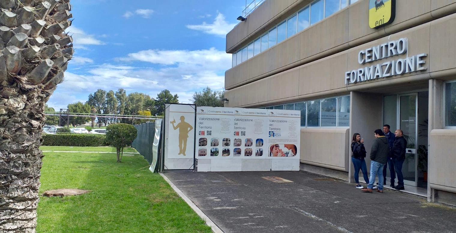 ECU Palazzina – riqualificazione dei locali, da destinare al centro ricerche ENI