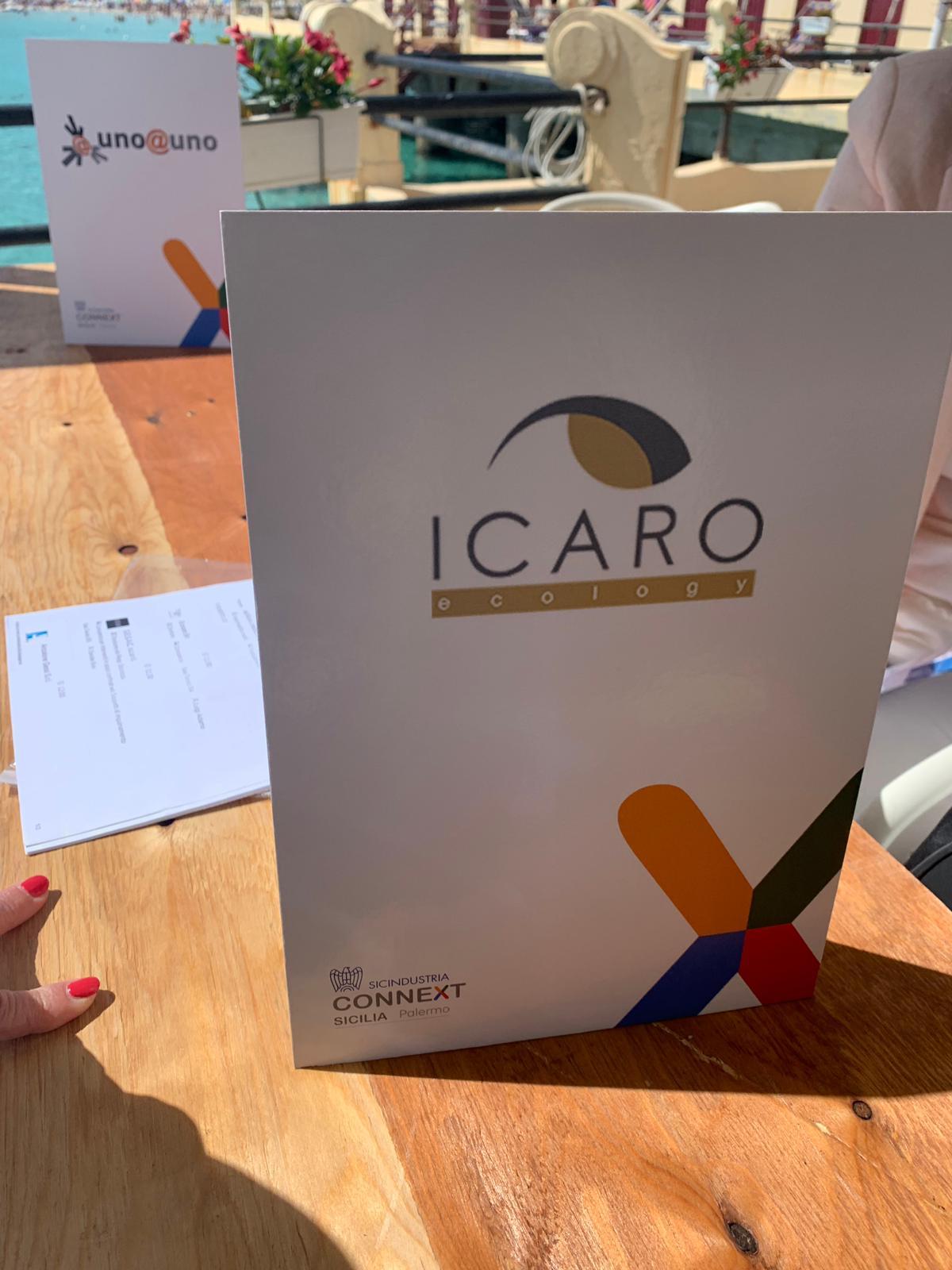 Icaro Ecology al Connext Sicilia!